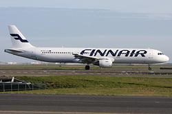 Airbus A321-211 Finnair OH-LZC