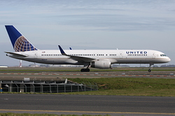 Boeing 757-224 Continental Airlines N29129