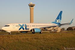 Boeing 737-8Q8 XL Airways France F-HJUL
