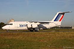 British Aerospace Avro RJ-85 CityJet EI-RJX