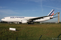 Airbus A330-203 Air France F-GZCO