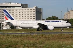 Airbus A320-214 Air France F-GKXO