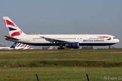 Boeing 767-336(ER) British Airways G-BZHC