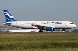 Airbus A320-214 Finnair OH-LXK