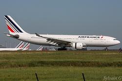 Airbus A330-203 Air France F-GZCM