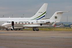 Gulfstream Aerospace G-1159A Gulfstream G-III République de Côte d'Ivoire TU-VAF