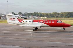 Gates Learjet 35A Deutsche Rettugsflugwacht D-CCAA