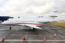 Dassault Falcon 900 Afrijet Business Service TR-AFR