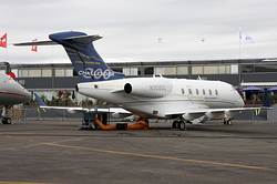 Bombardier BD-100-1A10 Challenger 300 N305CL