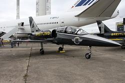 Aero L-39C Albatros Breitling Jet Team ES-YLI