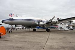 Lockheed L-1049F Super Constellation Breitling HB-RSC