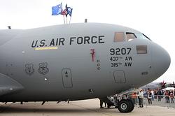 McDonnell Douglas C-17A Globemaster III US Air Force 09-9207