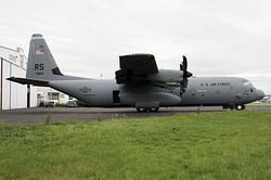 Lockheed C-130J-30 Hercules US Air Force RS78614