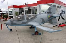 LH Aviation LH-10 Ellipse Benin Air Force F-WWNX