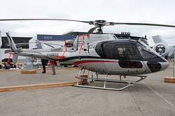 Eurocopter AS-350B-3E Ecureuil F-WMXB