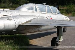 Fouga CM-170 Magister Armée de l'Air 143