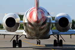Boeing 717-2BL Volotea Airlines EI-EXB
