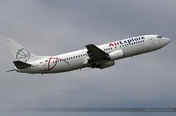 Boeing 737-436 Air Explore OM-CEX
