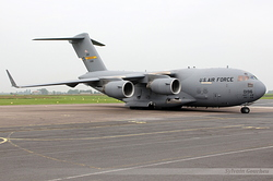 McDonnell Douglas C-17A Globemaster III US Air Force 01-0196