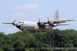 Lockheed C-130H Hercules Belgium Air Force CH-11