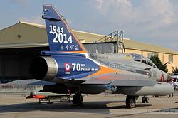 Dassault Mirage 2000D Centre d'Essais en Vol (CEV) 676 / F-ZABF