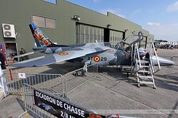 Dassault Alpha Jet + Belgium Air Force AT29