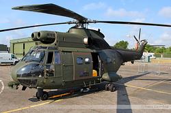 Aerospatiale SA-330E Puma HC1 Royal Air Force XW214