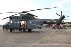 Aérospatiale SA-330B Puma Armée de l'Air 1370 / AL / F-RAAL