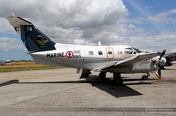 Embraer EMB-121AN Xingu Marine Nationale 74