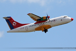 ATR-42-300 Danish Air Transport OY-CIR