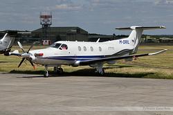 Pilatus PC-12 M-DRIL