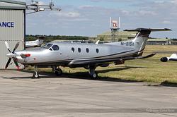 Pilatus PC-12 M-BISA