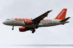 Airbus A319-111 EasyJet Airline G-EZFU