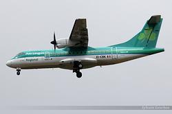 ATR-42-300 Aer Lingus Regional EI-CBK