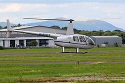 Robinson R-44 Raven II G-SHRT