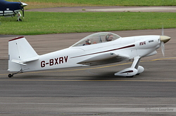 Vans RV-4 G-BXRV