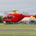 Eurocopter EC-135 T2 Bond Air Services G-WMAS
