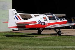 Bulldog Scottish Aviation XX554 / 09