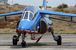 Dassault Alpha Jet E Armée de l'Air 85 / F-UGFF / 5
