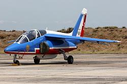 Dassault Alpha Jet E Armée de l'Air 162 / F-TERJ / 1