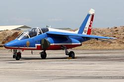 Dassault Alpha Jet E Armée de l'Air 166 / F-UHRW / 3