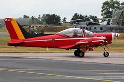 SIAI-Marchetti SF.260M Belgium Air Force ST-27