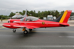 SIAI-Marchetti SF.260M Belgium Air Force ST-03