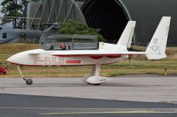 Rutan 33 VariEze Patrouille REVA F-PJLB