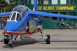 Dassault Alpha Jet E Armée de l'Air 119 / F-UGFE / 7