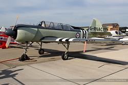 Yakovlev Yak-52 Royal Navy Aero Club G-RNAC