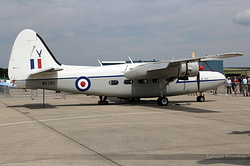 Percival P-66 Pembroke C1 Royal Air Force G-BNPH / WV740