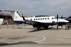 Hawker Beechcraft Avenger T1 Royal Navy ZZ500