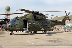 Agusta Westland EH-101 Merlin HC3A Royal Air Force ZJ990 / AA