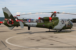 Aerospatiale SA-341C Gazelle HT2 Royal Marines XX436